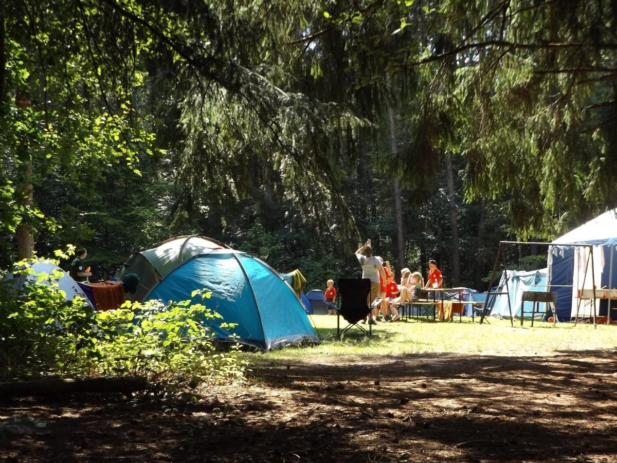 ¿Camping con niños? Si pero.......
