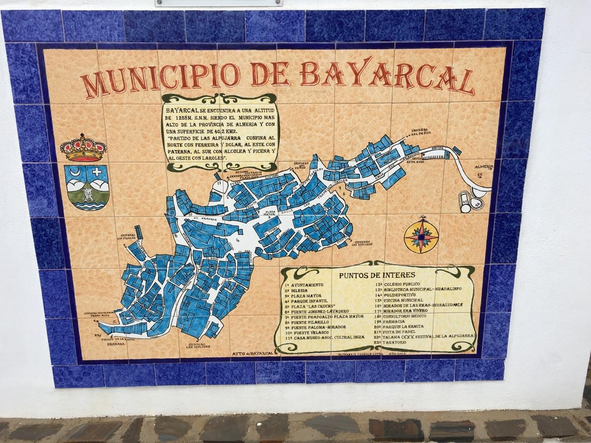 Propuesta otoñal: Bayárcal + Geocahing con niños