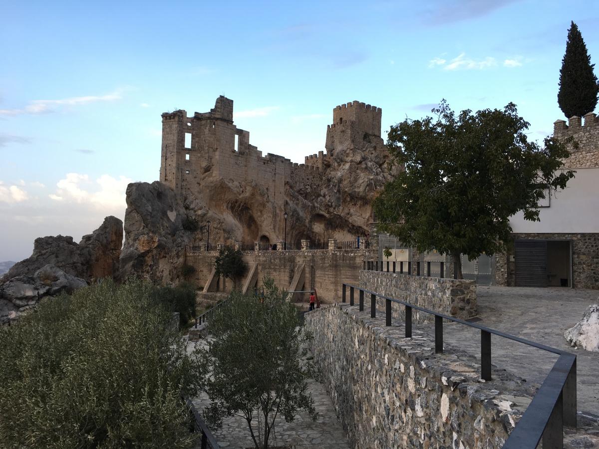 Cueva de los Murciélagos y Zuheros: Reserva de los Sentidos
