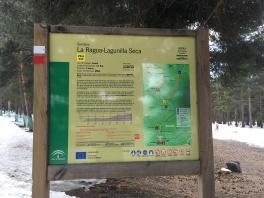 Sendero La Ragua - Laguna Seca