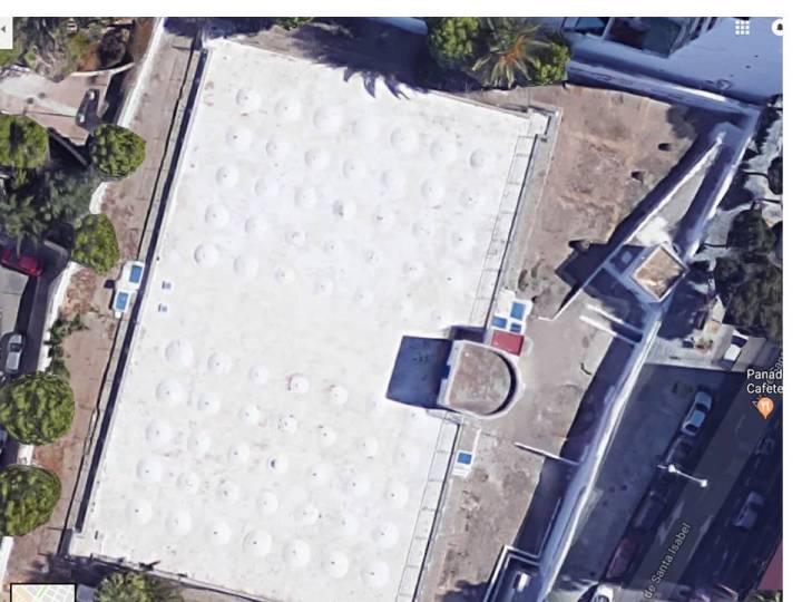 Vista Aerea. Fuente Google maps.