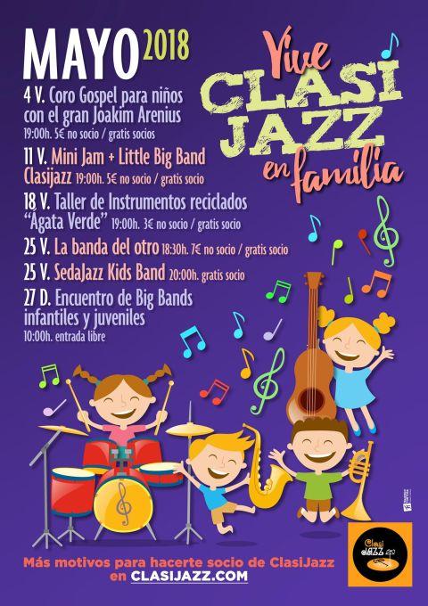clasi jazz en familia