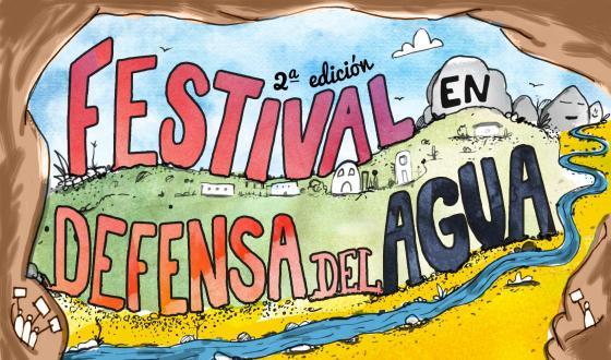 festival defensa del agua