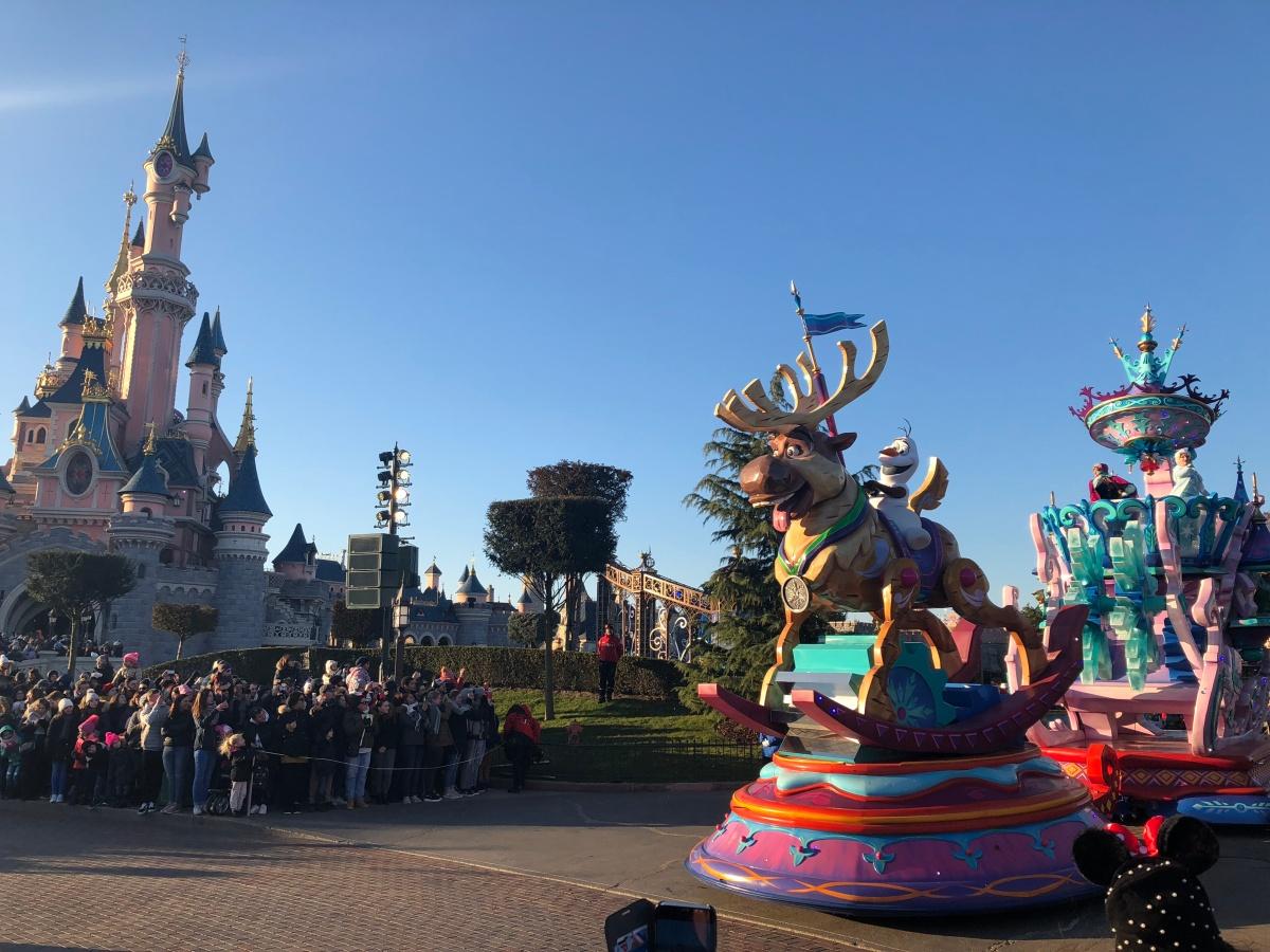 Aventura en Disneyland Paris. Donde vive la magia.
