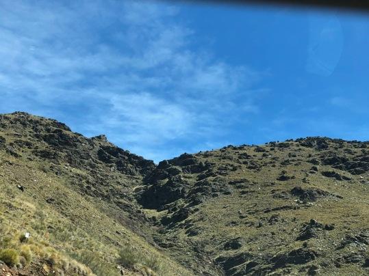 Barranco en la Sierra
