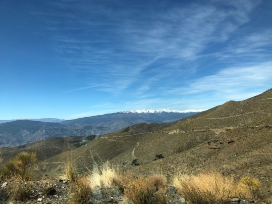 Vistas de Sierra Nevada