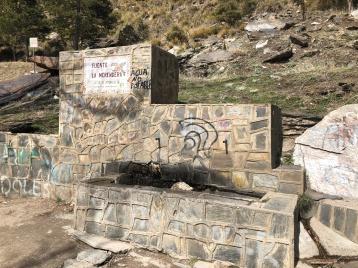 Fuente de La Merendera.