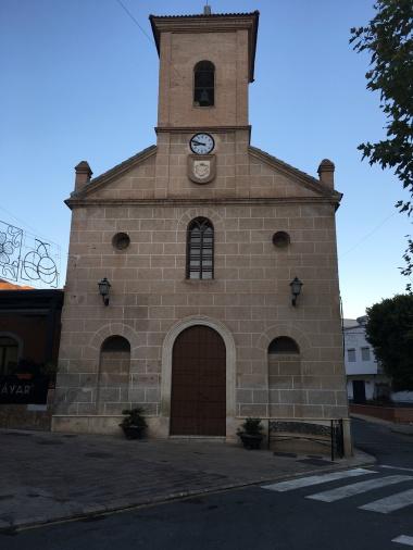 Iglesia de Nuestra Señora de la Encarnación de Alicún