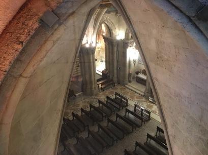 Cripta de la Sagrada Famiilia