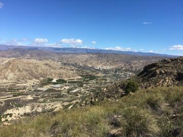 Valle del Andarax y de Nacimiento