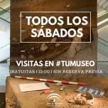 Visitas en #TuMuseo  Gratuitas y sin reserva previa