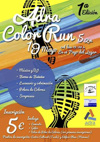 adra color running
