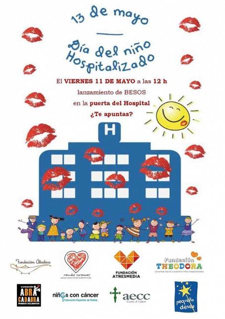 dia del niño hospitalizado