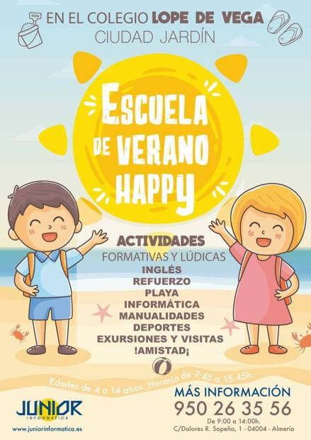 ESCUELA HAPPY