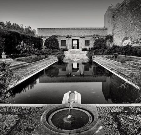fotografia en alcazaba