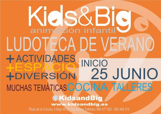 kids and big