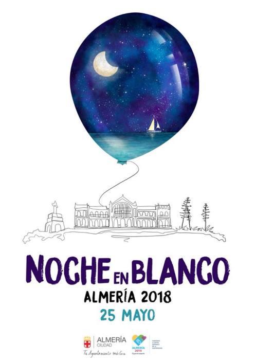 noche en blanco almeria