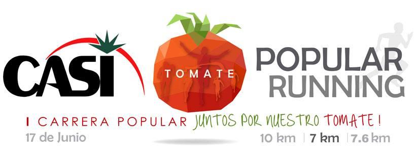 tomate popular running
