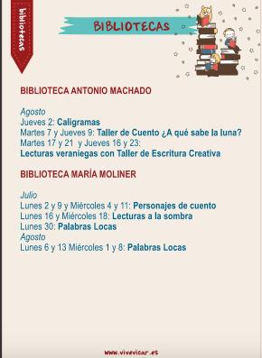 bibliotecas 2