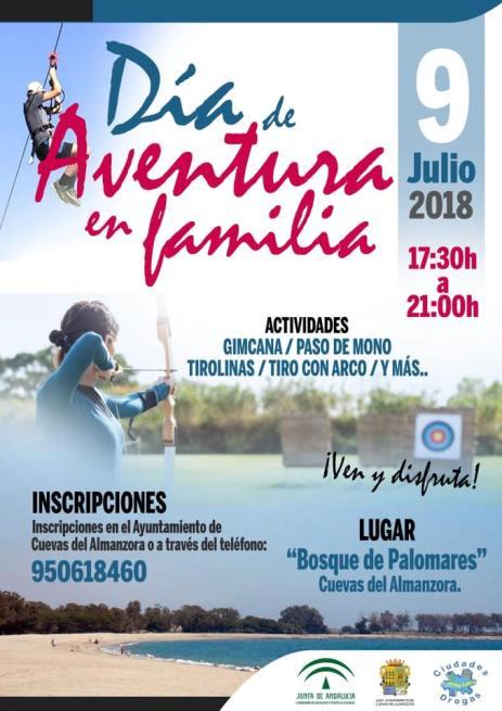 dia de aventura en familia