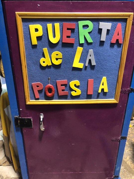 Puerta de la Poesía