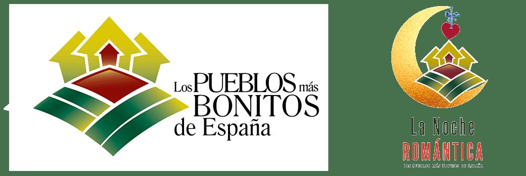 Los-Pueblos-más-Bonitos-de-España-y-La-Noche-Romantica-logos-1