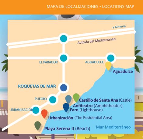 mapa localizaciones