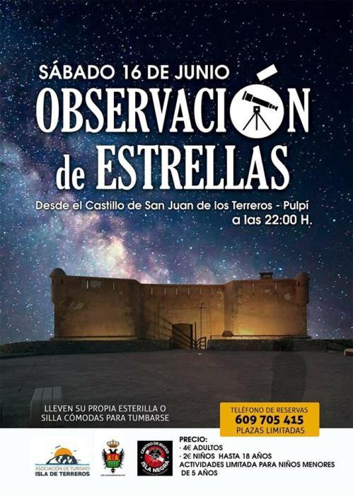 observacion estrellas