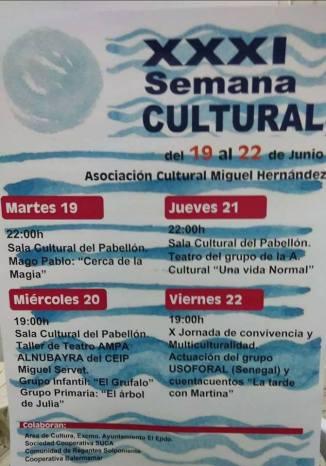 semana cultural balerma