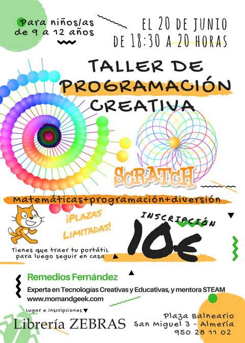 taller de programacion creativa