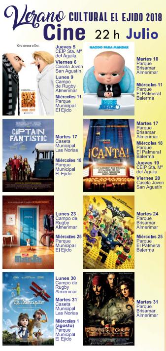 julio cine