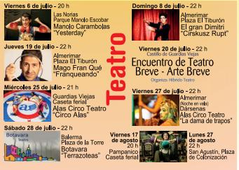 teatro julio