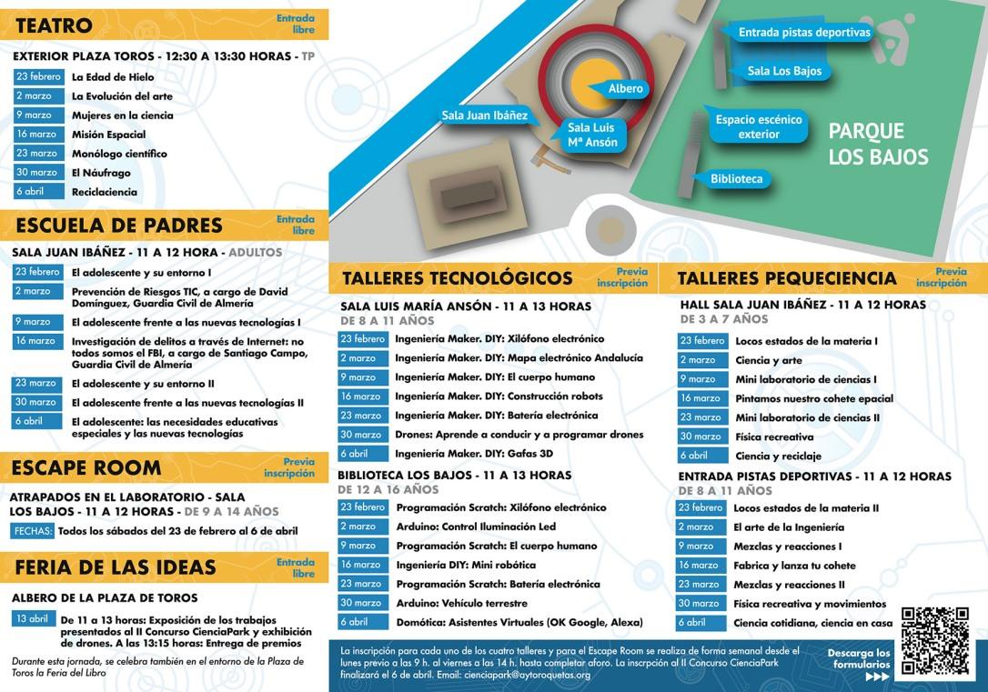 INTERIOR Triptico Ciencia Park