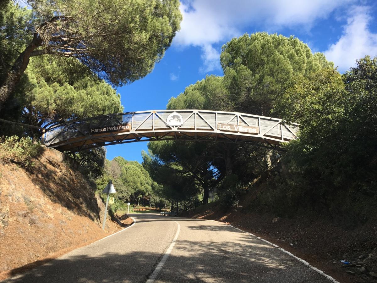 Descubre el Parque Periurbano Los Villares en Córdoba