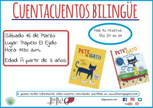 cuenta cuento bilingue