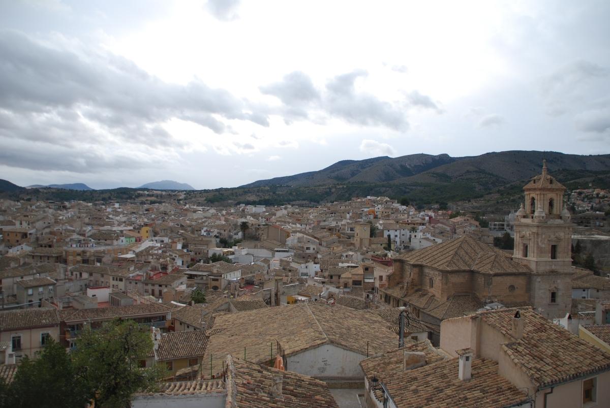 Visita Cultural a la Comarca Noroeste de Murcia.