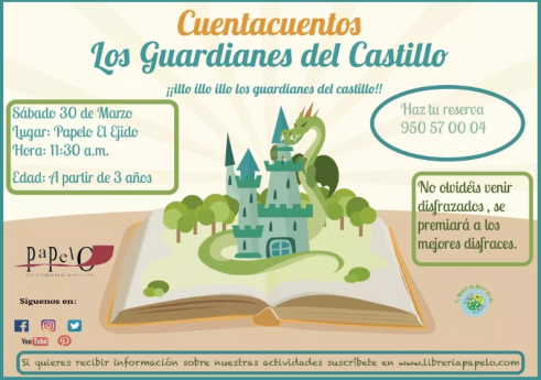 los guardianes castillo