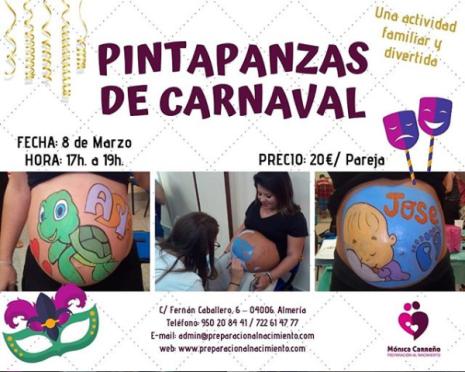 pintapanzas carnaval