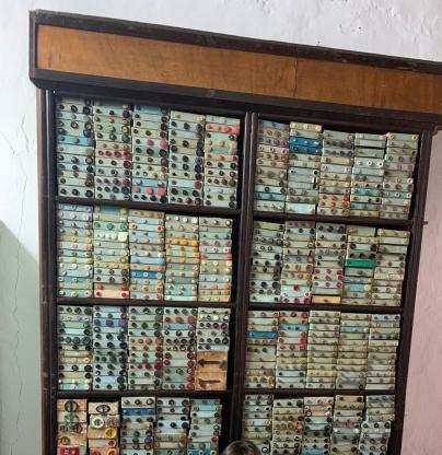 Colección de botones