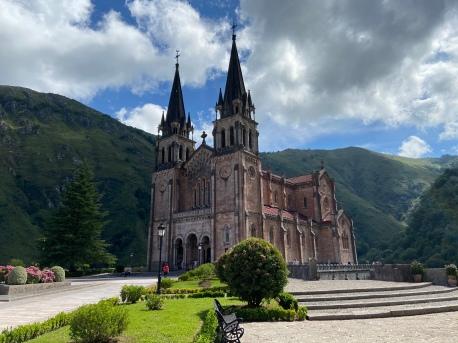 Santuario Nuestra Sra. Covadonga