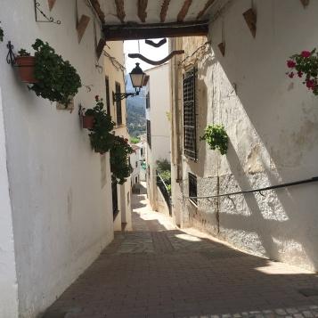 Calles típicas de Castril