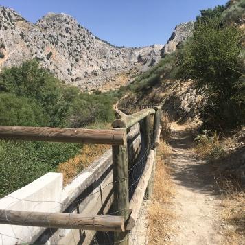 Sendero nacimiento Río Castril