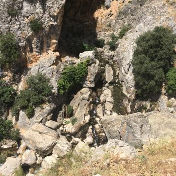 Nacimiento Río Castril